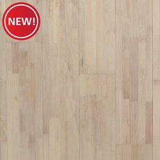 New! Merriweather Hevea Distressed Solid Hardwood