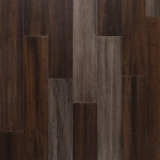 Culberson Wire-Brushed Solid Stranded Bamboo