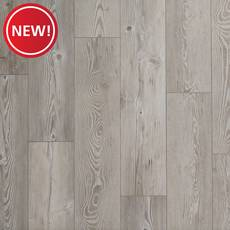 New! Foothills Pine Rigid Core Luxury Vinyl Plank - Foam Back