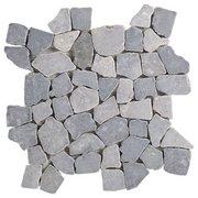 Masa Honed Pebble Mosaic