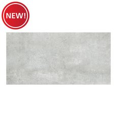 New! Hampton Silver Porcelain Tile