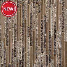 New! Ibiza Linear Glass Mosaic