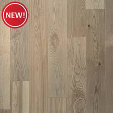 New! Detko Ash Wire-Brushed Solid Hardwood