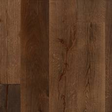 Rollins Oak Wire-Brushed Engineered Hardwood