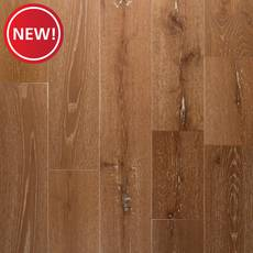 New! Catoosa White Oak Wire-Brushed Engineered Hardwood