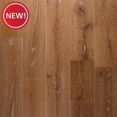 New! Catoosa White Oak Wire-Brushed Engineered Hardwood