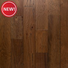 New! Cantrell Hickory Wire-Brushed Engineered Hardwood