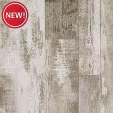 New! Rocky River Rigid Core Luxury Vinyl Plank - Cork Back