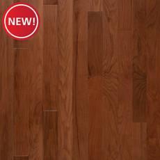 New! Gunstock Red Oak Smooth Solid Hardwood