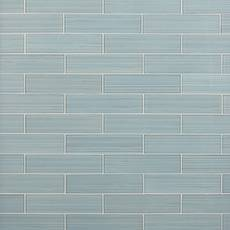 Maya Bay Mist Glass Tile
