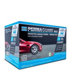 Permaguard Max Dark Gray 1 Car Garage Kit
