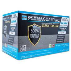 Permaguard Max Clear Topcoat 2.5 Car Garage Kit