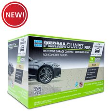 New! Permaguard Plus Beige 1 Car Garage Kit