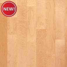 New! Maple Natural Acrylic Infused Engineered Hardwood