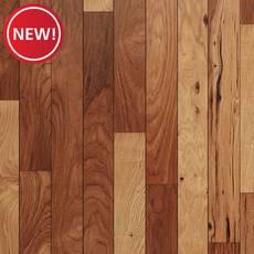 New! Walnut Natural Acrylic Infused Engineered Hardwood