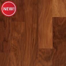 New! Walnut Gold Taupe Acrylic Infused Engineered Hardwood