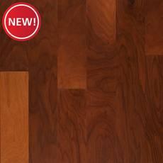 New! Warm Clay Acrylic Infused Walnut Locking Engineered Hardwood