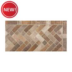 New! Dublin Mix Porcelain Tile