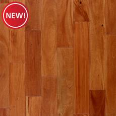 New! Mahogany Hartwell Distressed Solid Hardwood