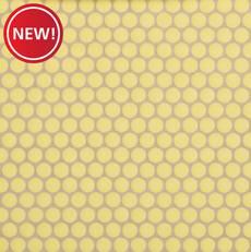 New! Sunflower II Porcelain Penny Mosaic