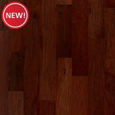 New! Saddle Hickory II Smooth Engineered Hardwood