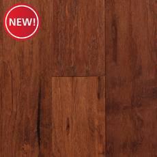New! Hickory Chestnut II Engineered Hardwood