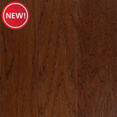 New! Golden Hickory Wire-Brushed Engineered Hardwood