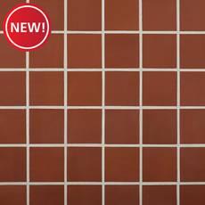 New! Monterrey Rojo Matte Quarry Tile