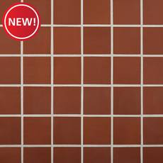 New! Monterrey Rojo Matte Quarry Tile