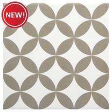 New! Jeanette Matte Porcelain Wall Tile