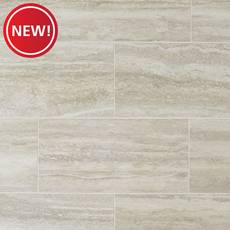 New! Silver Falls Quick Lock Porcelain Tile