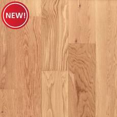 New! Cirrus White Oak Wire-Brushed Engineered Hardwood
