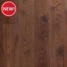 New! Trailhead White Oak Wire-Brushed Engineered Hardwood