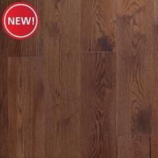 New! Trailhead White Oak Wire-Brushed Engineered Hardwood