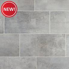 New! Montello Iron Matte Quick Lock Porcelain Tile
