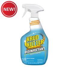 New! Krud Kutter Heavy Duty Cleaner and Disinfectant 32oz.