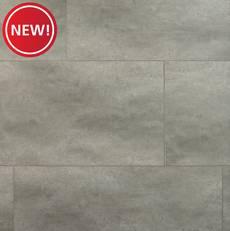 New! Staccato Stone Luxury Vinyl Tile - Cork Back