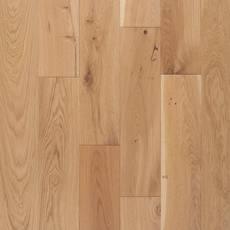Toledo White Oak Wire-Brushed Solid Hardwood