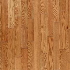Lager Red Oak Wire-Brushed Solid Hardwood