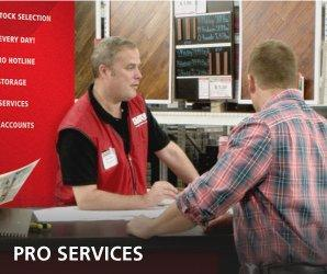 Learn More About Our Pro Services