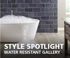 Water Resistant Gallery