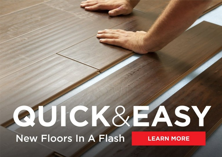 Quick and Easy Floors