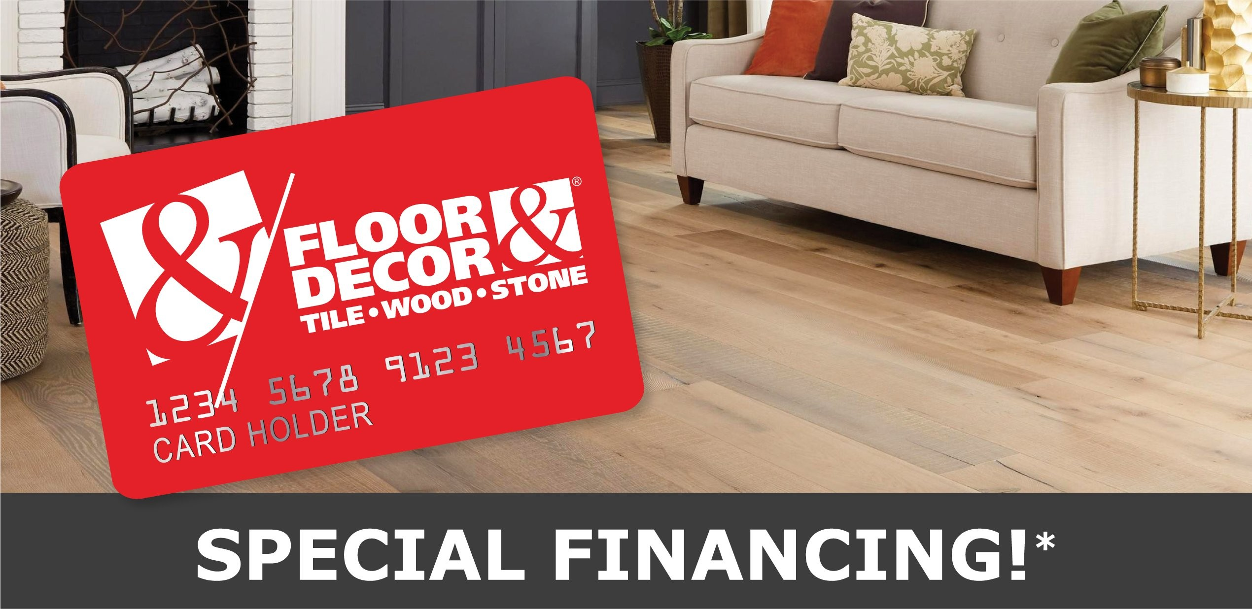 floor and decor credit card credit center floor decor 5350