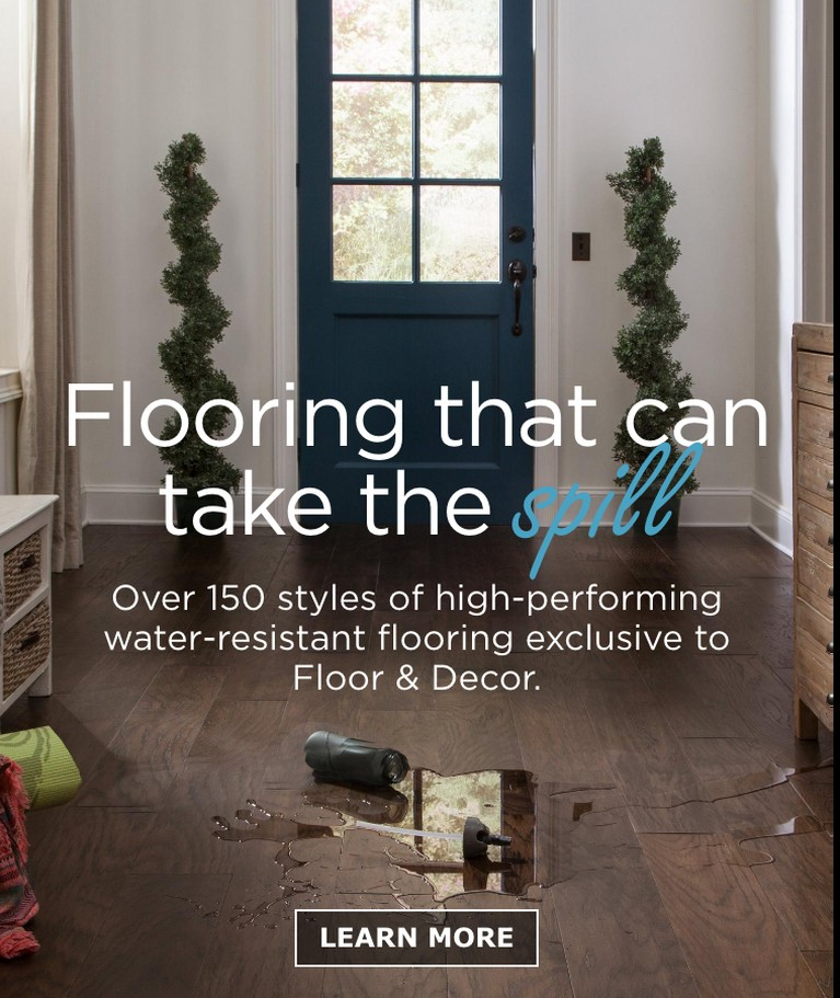 Floor & Decor has all the installation materials you need for your project.