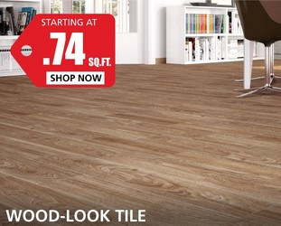 Wood Look starting at $0.74 per square foot
