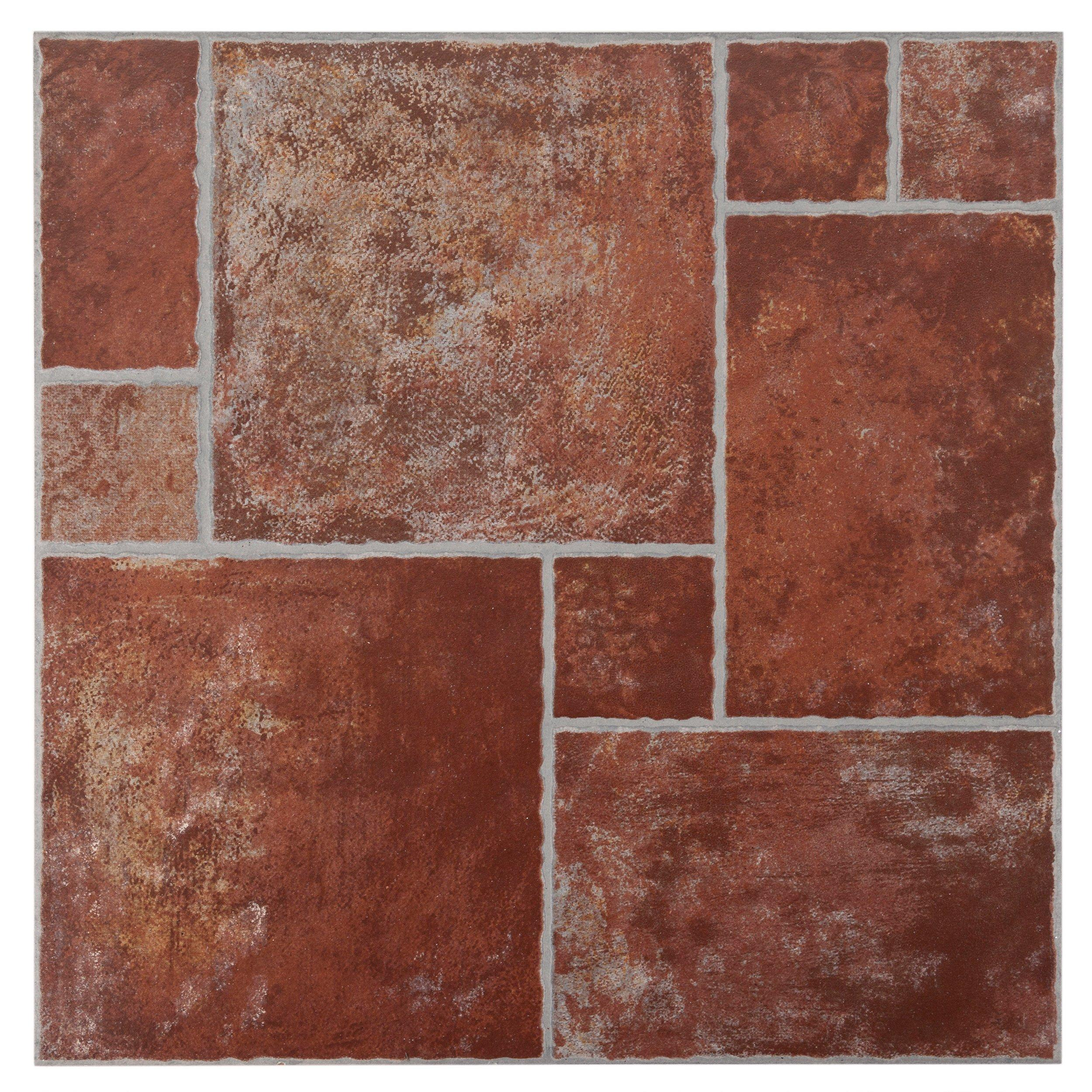 Track terracotta ceramic tile 13 x 13 911104037 floor and decor dailygadgetfo Images