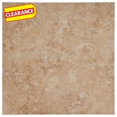 Clearance! Rotorome Beige White Body Ceramic Tile