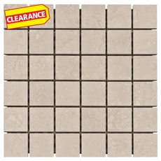 Clearance! Casablanca Sands Porcelain Mosaic
