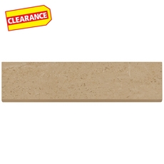 Clearance! Luxor Polished Porcelain Bullnose