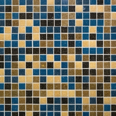 Matte Square Glass Mix Mosaic